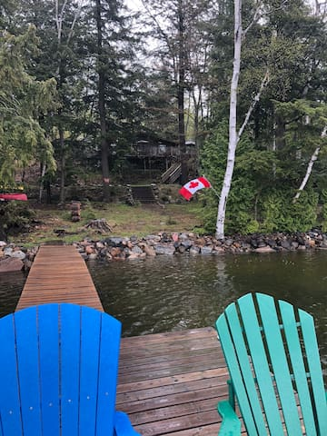 Paradise right on the lake! A perfect getaway!