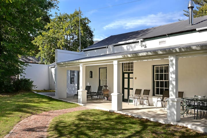 Bo La Motte Farm Owl Cottage Farm Stays For Rent In Franschhoek Western Cape South Africa