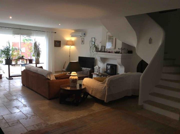 Deux chambres au coeur du Luberon