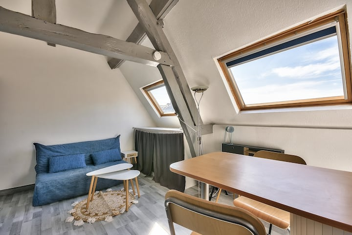 CA Residence BNB Express - Near Rouen Cathedral