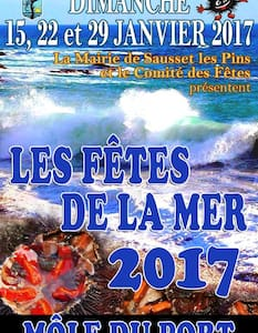 BEACH AND SEA FACING SOUTH EXPO - Sausset-les-Pins