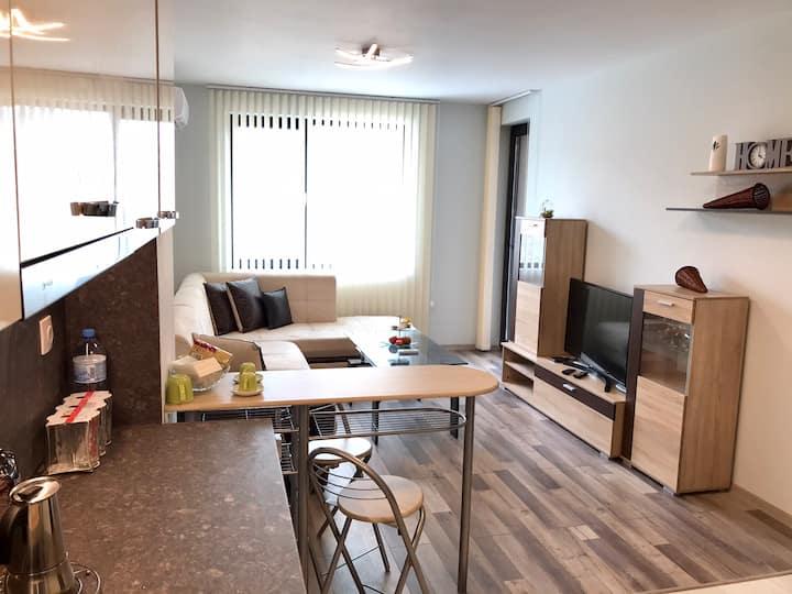 Apartament Mladejki Halm Plovdiv 2 rooms