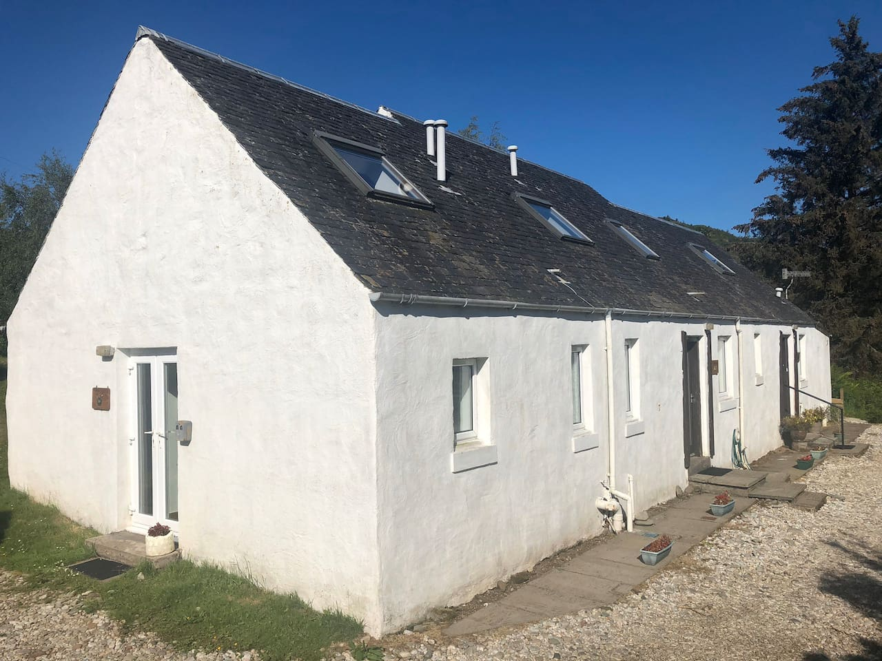 3 cottages in total at Barfad
