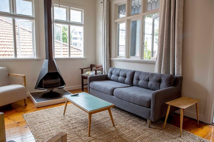 Character apartment Cape Town city bowl