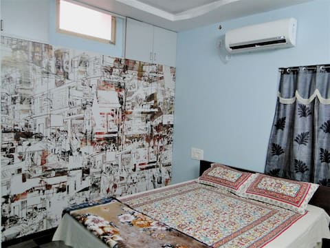 Private 1 BHK House perfect for Short & Long stays