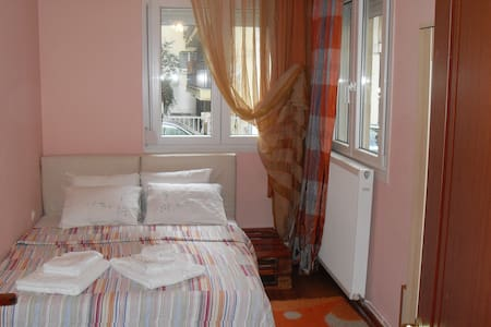 Central, smart choice for 1 - 4 prs - Thessaloniki