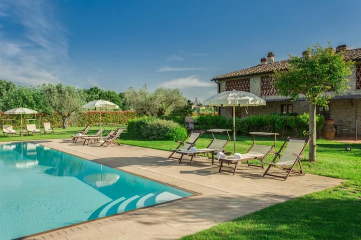 Country house  Pollaio in Chianti