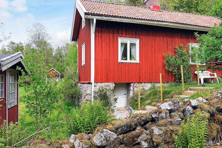 6 person holiday home in HENÅN