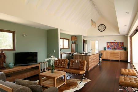 Salt Lake View Design Home, Curacao