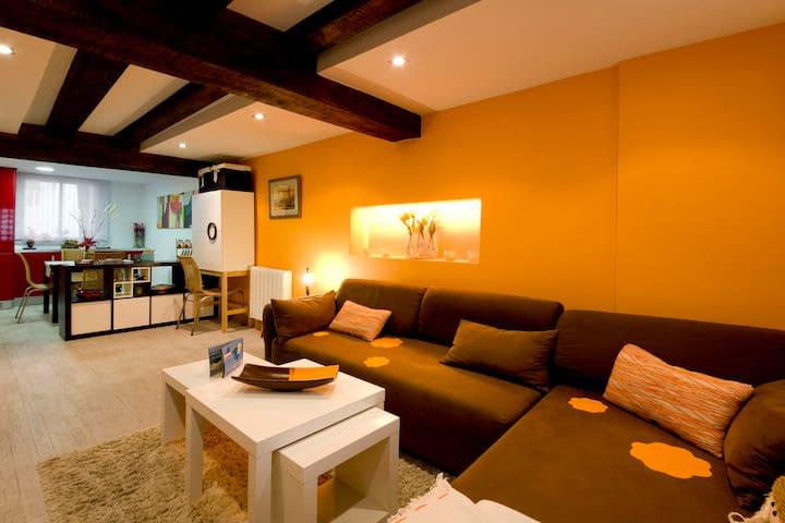 Apartamento en el centro - Zarautz - Pis