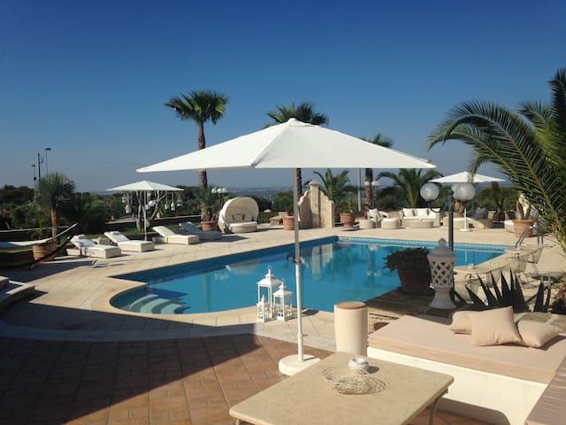 Villa delle Ulie - Ch. Stella - La Comune-terrisi - Bed & Breakfast