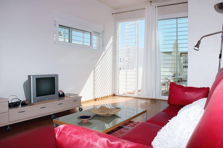 Andalucia playa la antilla - La Antilla - Apartamento