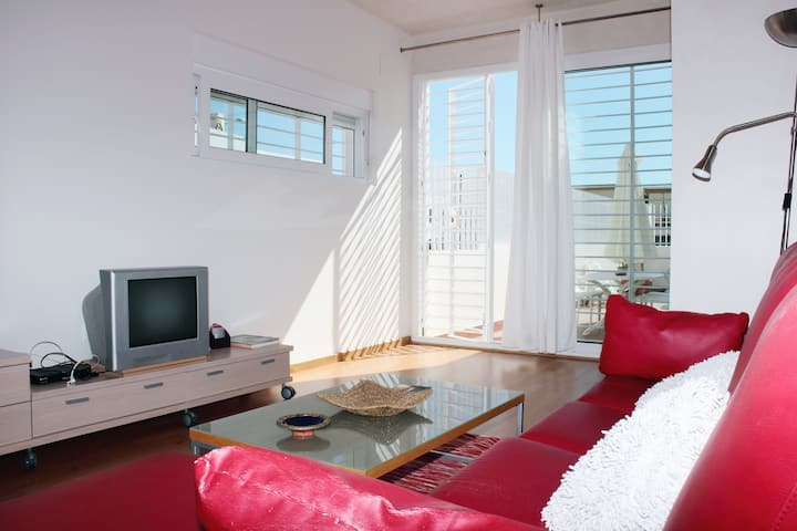apartment andalucía beach
