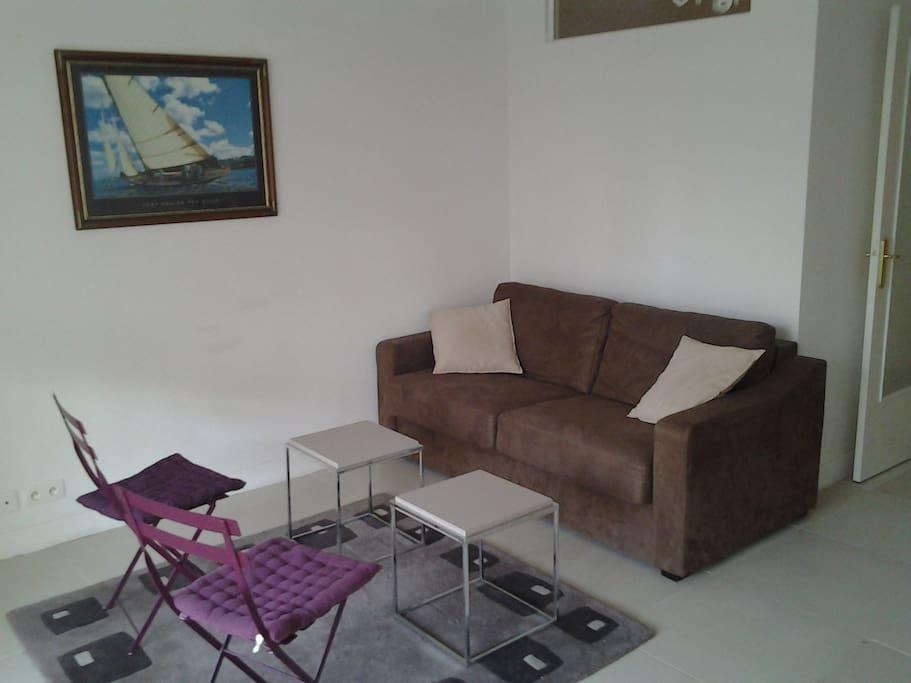 1 bedroom furnished - La Croisette