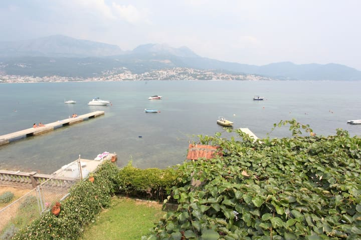 Apartment 170m2 on the beach - Herceg Novi