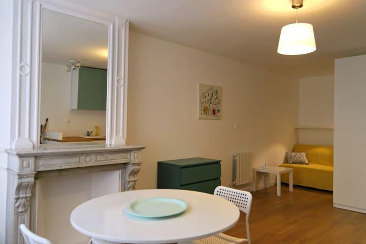 Beau studio au coeur de Lille