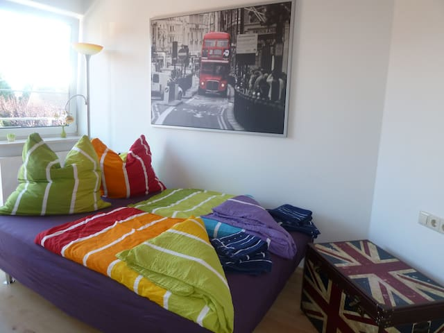 1,5 Zimmer Apartment am Bodensee