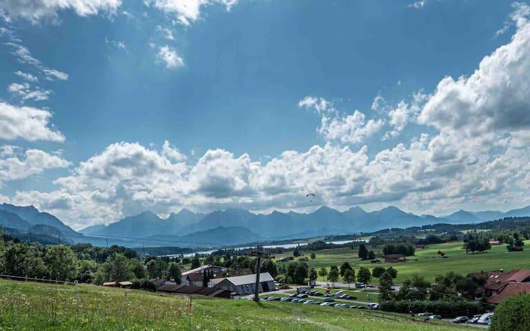 """Ferienwohnung """"Alpenrose"""""""