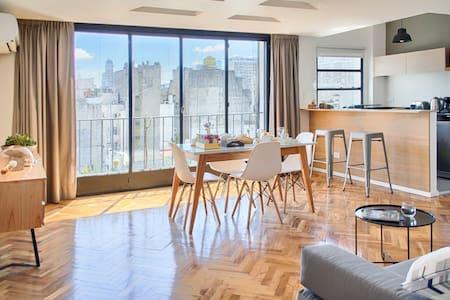 ¡¡Luminoso y acogedor apartamento en el centro!!