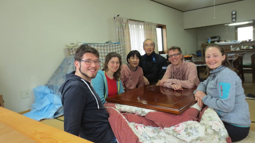 Guests from Germany