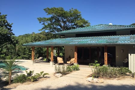 Beautiful Home Private Pool 5 min to Guiones Beach