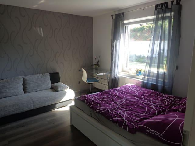 Schönes Zimmer nähe des Zentrums - Munique - Casa