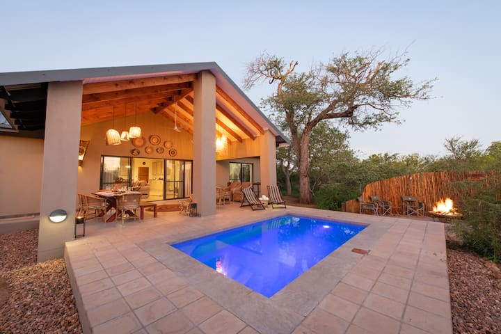 Rooibos Bush Lodge - Hoedspruit near Kruger