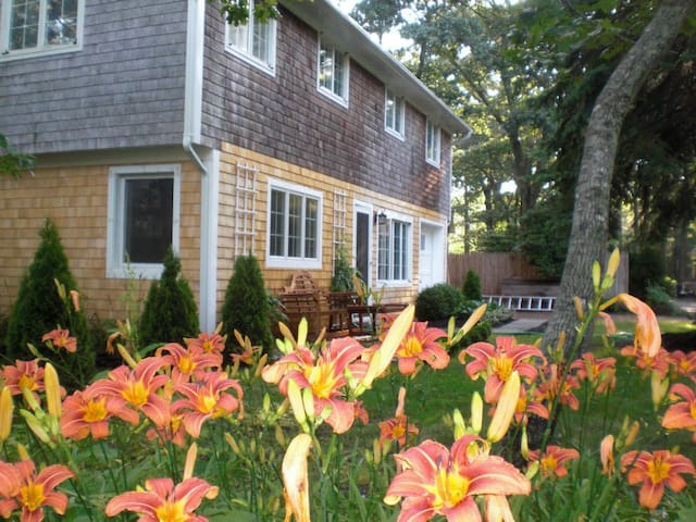 Lovely Vineyard Neighborhood Home - Vineyard Haven - House