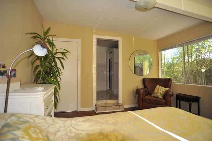 Private Room/Studio Near Beach & Forest. Own entry