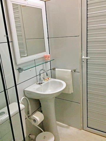 Banheiro smart suite Abis