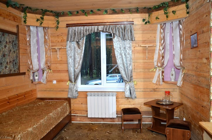 """Уютные номера в мини-отеле """"Марал"""", п. Эльбрус"""