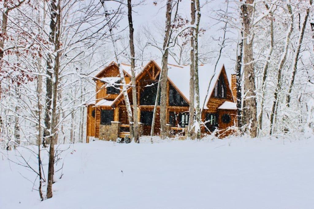 Skyfall Winter Wonderland!