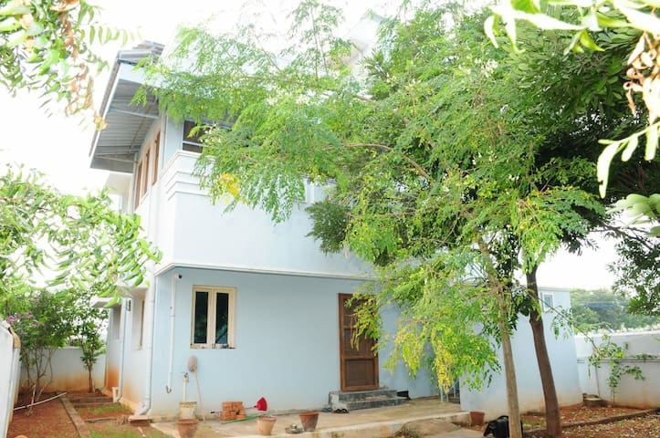 Blue House- First Floor 2BHK