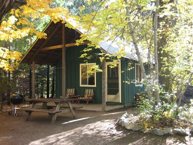Remington Cabin - Trinity Center - Srub