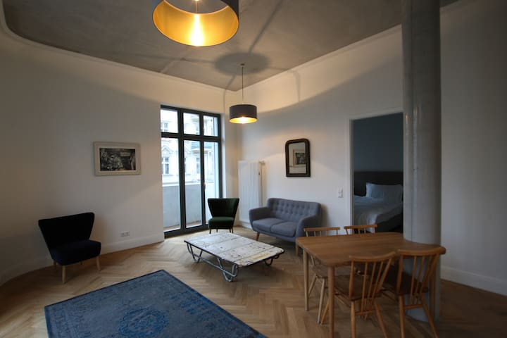 Charming  two bedroom apartment - Berlín - Pis