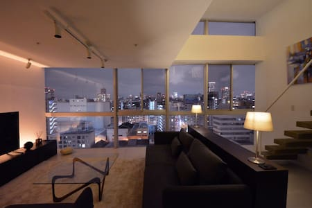 New style~Luxury Suite Room~ 1 min Namba・Dotonbori - Ōsaka-shi