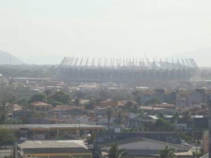 APARTAMENTO PARA COPA FIFA 2014