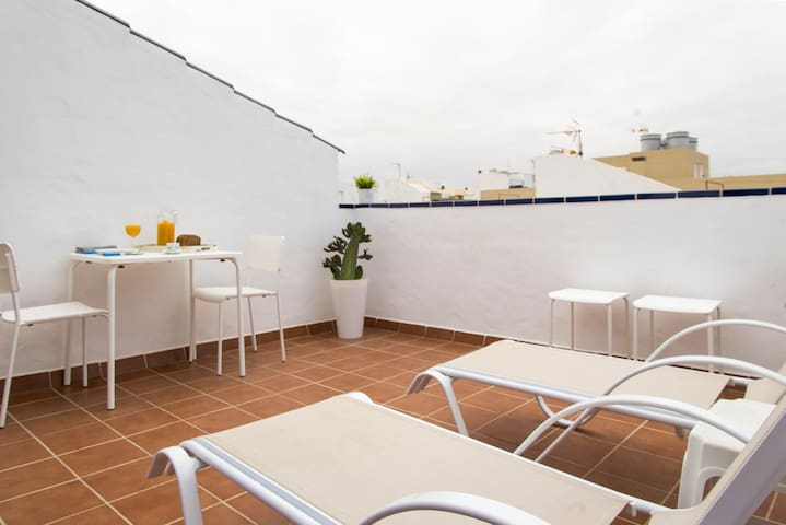 Cotillo Sunset Town Apartment