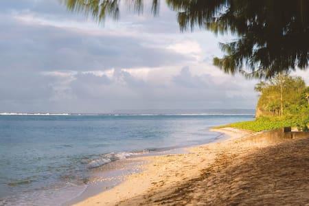 Beachfront Sunset Escape. - Piti