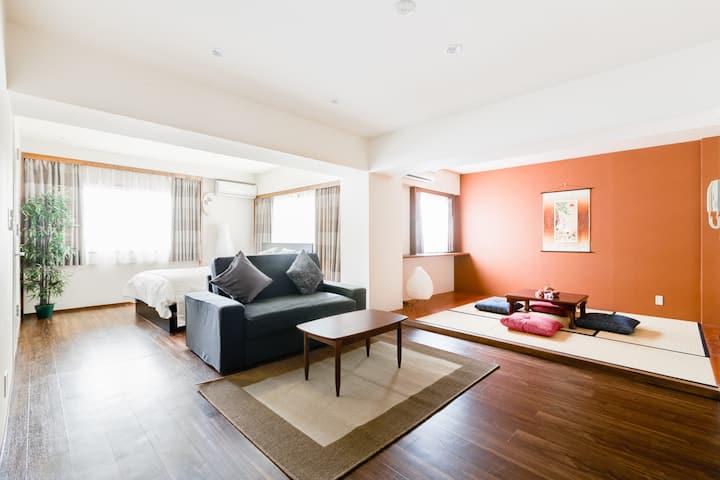 K1 Big Room & Great View/Nishiki Market 5 minute