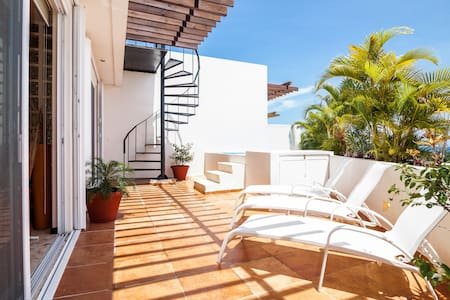 Private Pool Penthouse on 5th Ave - Playa del Carmen