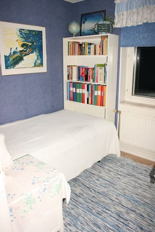Single room in central Stockholm with Wi-Fi