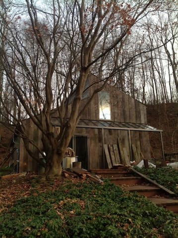 Secluded country upstate near train 1  1/2 hrs nyc - Pawling - Ev