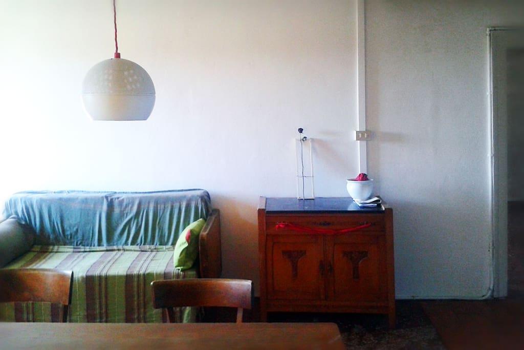 living room - soggiorno 1/4
