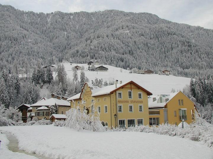 Petlin Apartments -Zentrale ruhige Lage St. Ulrich