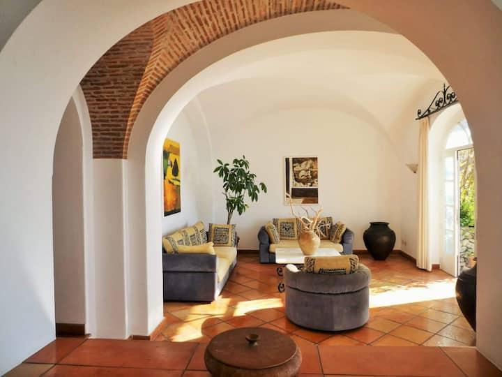 Villa Capricorno Positano Italy - Charming view
