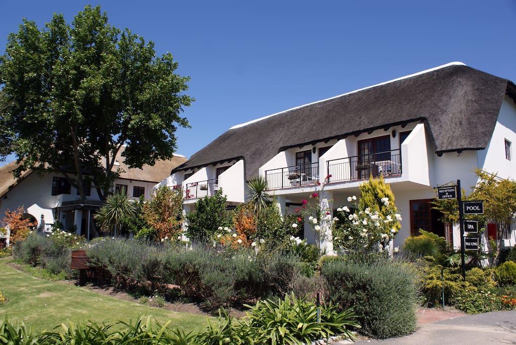 Bed And Breakfast Stellenbosch South Africa