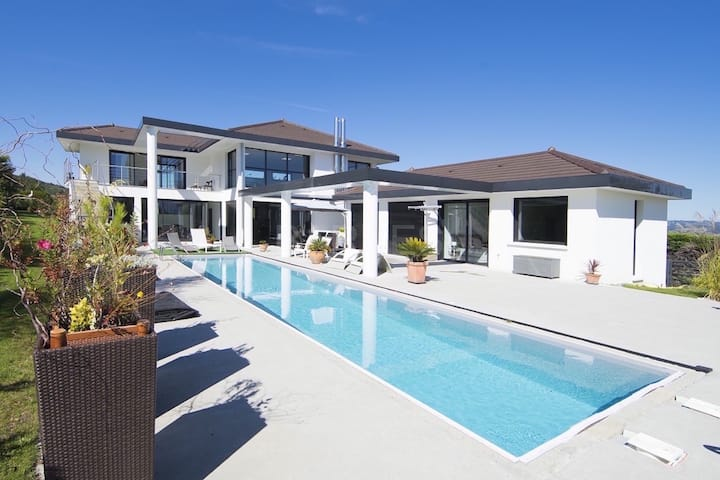 Villa entre lac et montagnes ANNECY