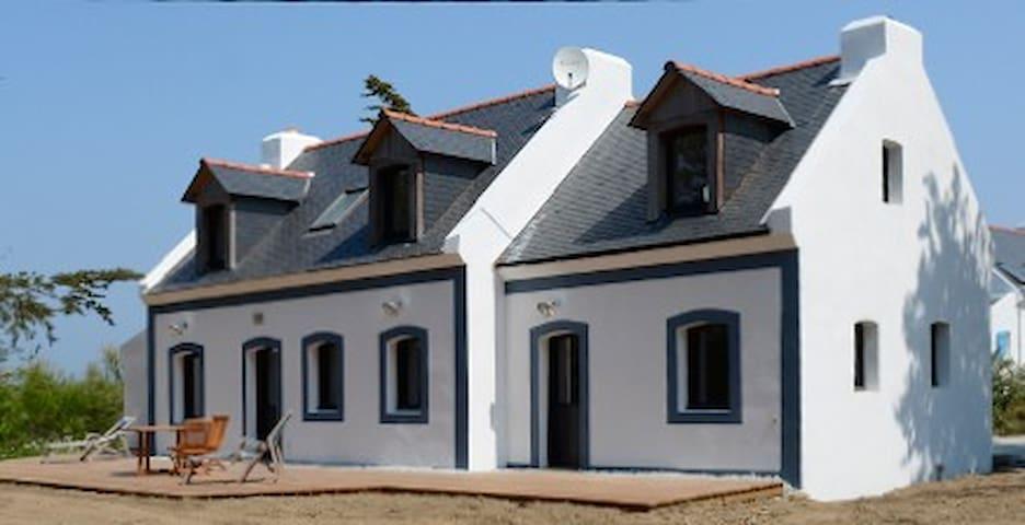 Grande maison récente 160m² proche de Sauzon