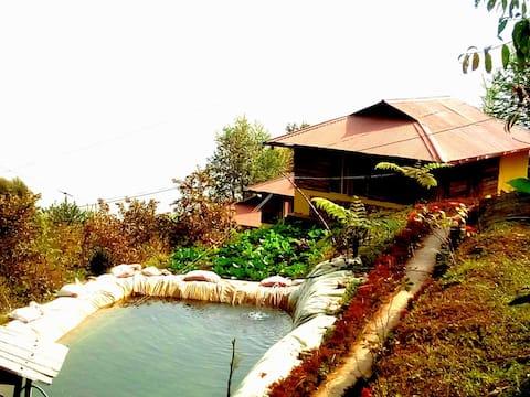 Farm House Comfort Cottage|Sanjog |Gangtok